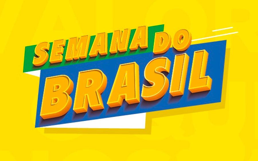 Semana do Brasil movimenta comércio no Brasil