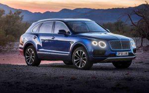 Bentley Bentayga é um super SUV