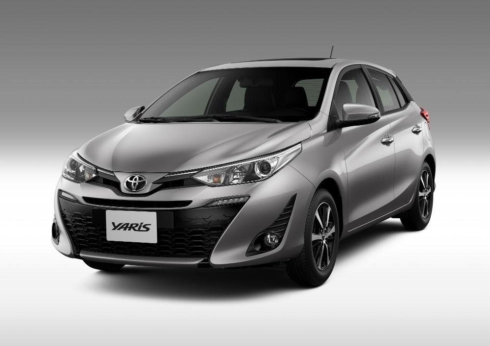Toyota Yaris 2020 - Modelo marcou início de um novo momento da história da Toyota no Brasil, em 2018, e agora chega com mais conectividade