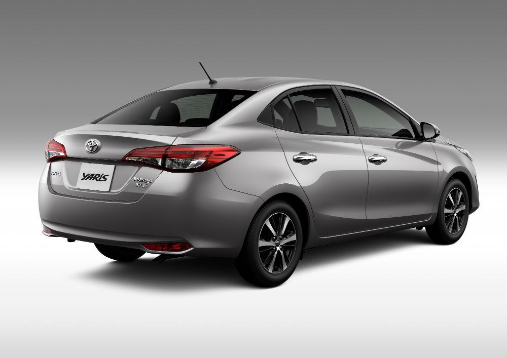 Toyota Yaris 2020 - Lista com mais de 40 acessórios continua disponível na linha Yaris 2020, atendendo diferentes gostos e necessidades dos clientes