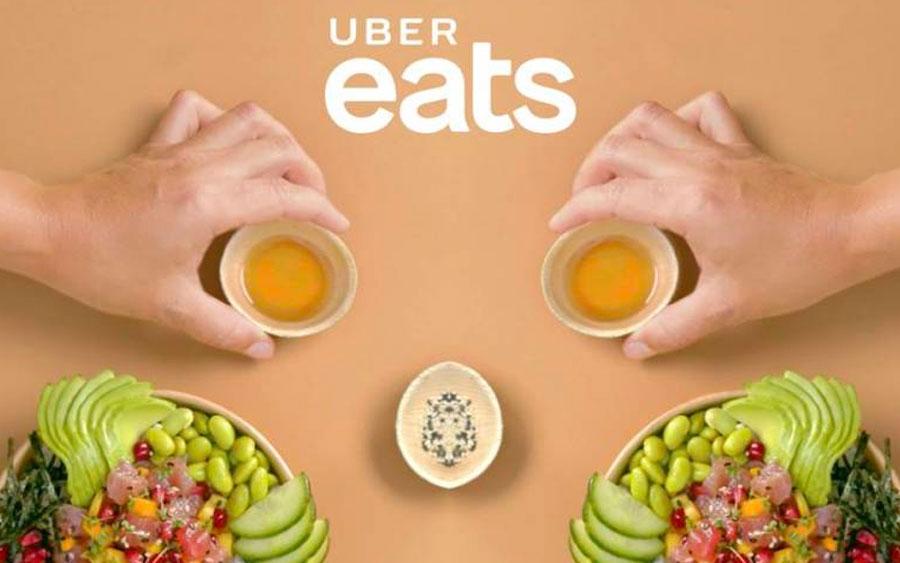 Saiba como funciona o Uber Eats