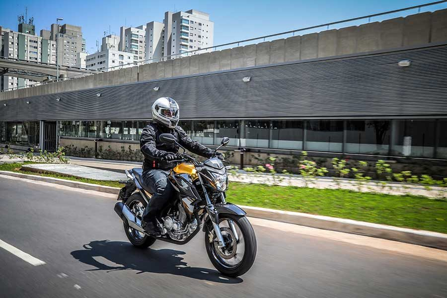 Honda CB 250F Twister 2020