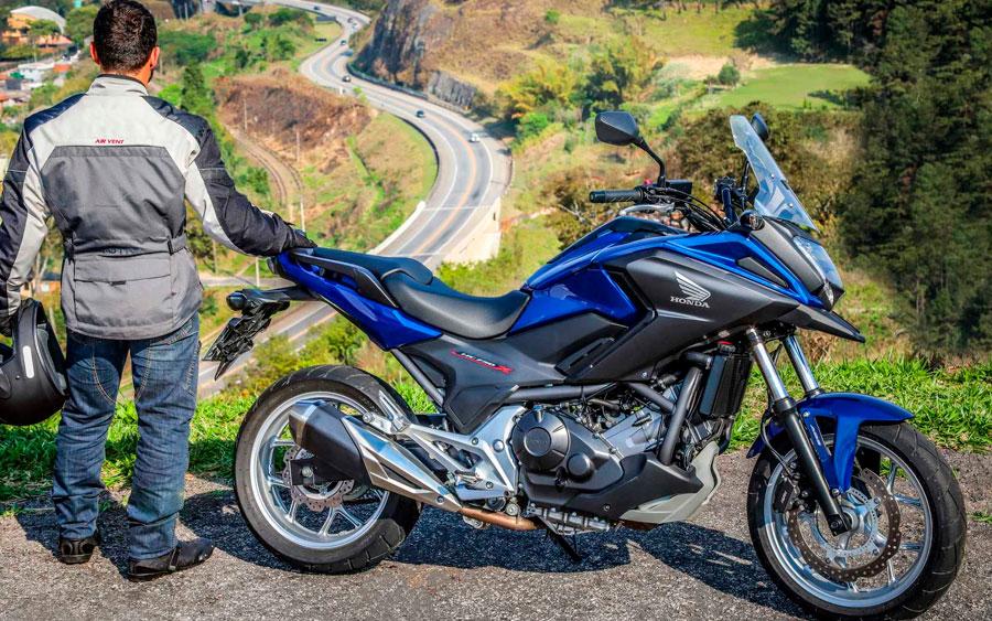 Honda NC 750X 2020 chega com novos grafismos