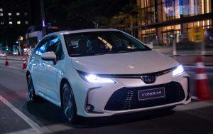 Motivos para você querer o novo Toyota Corolla 2020