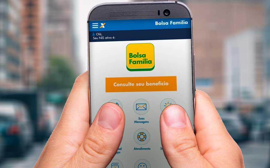 Baixar aplicativo Bolsa Família te ajuda a acompanhar o benefício