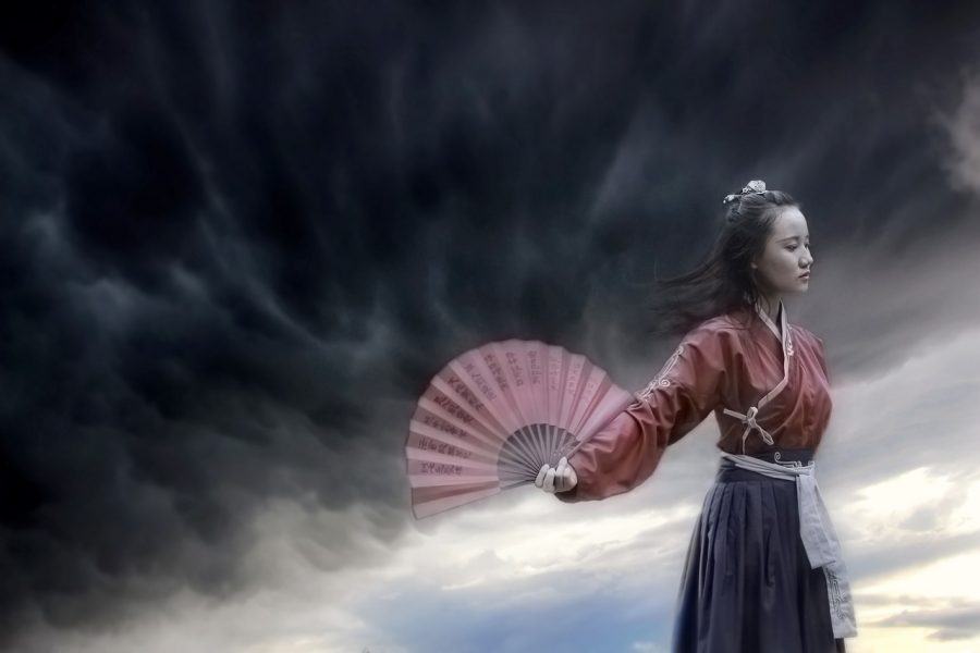 A China possuí uma enorme herança cultural