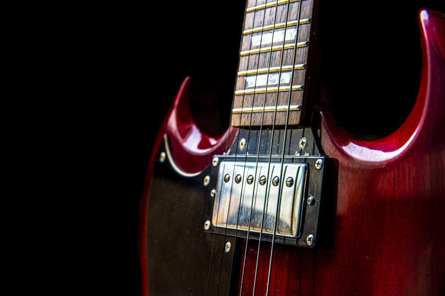 Como a guitarra funciona?