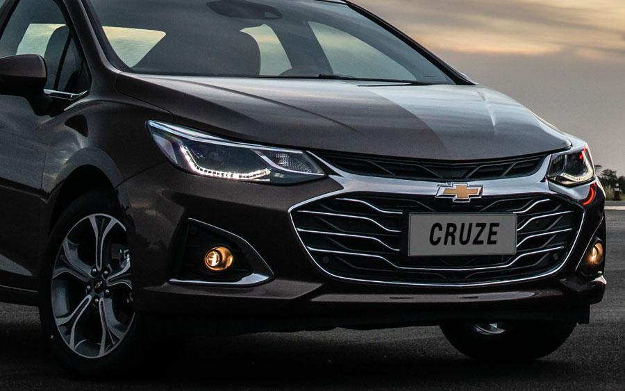 Novo Chevrolet Cruze 2020 tem Wifi