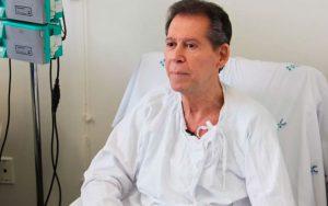 Homem com câncer terminal recebe novo tratamento que faz desaparecer células de linfoma