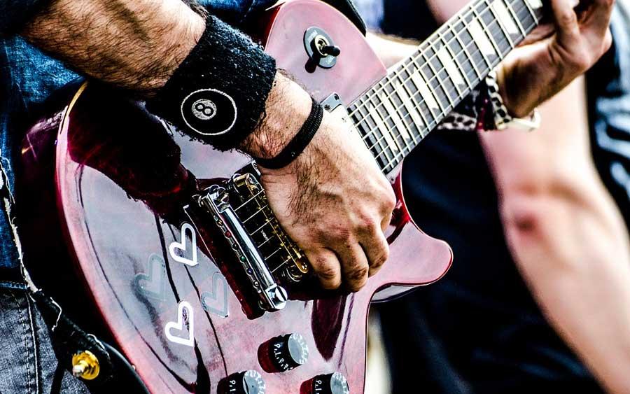 É assim que sua guitarra funciona