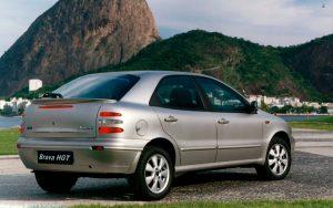 Você lembra do Fiat Brava? Já faz 20 anos que ele chegou no Brasil