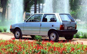 35 anos do Fiat Uno no Brasil