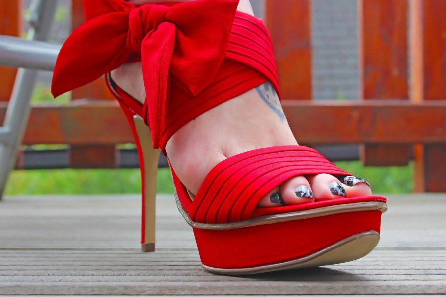 O sapato errado pode prejudicar seu visual