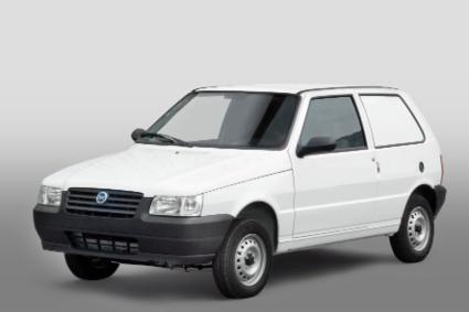Fiat Uno Furgão 1976 a 2013