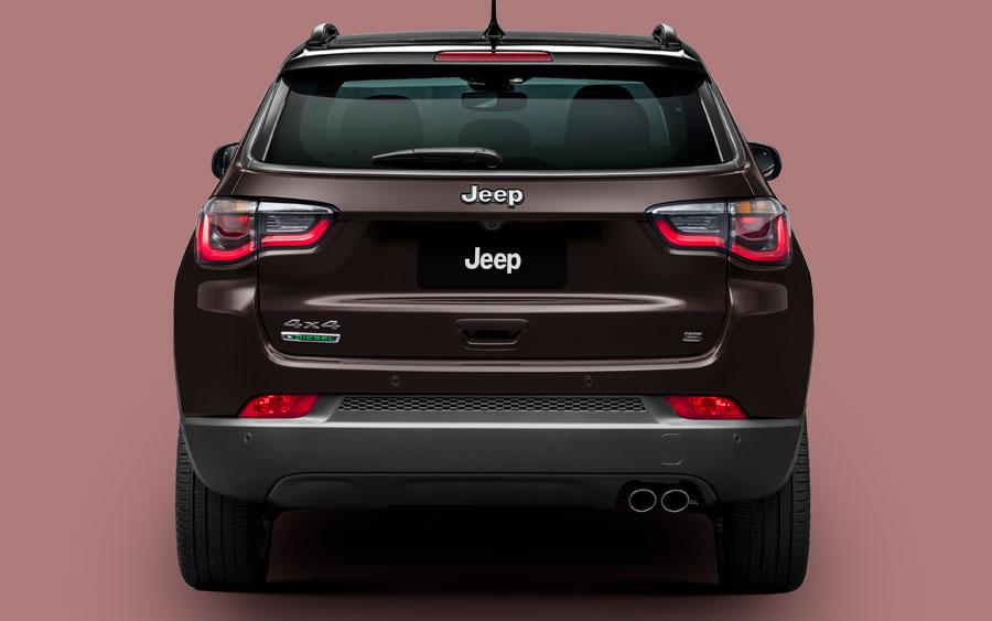 Jeep Compass chega como um SUV de respeito
