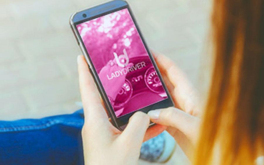 Lady Driver: aplicativo só aceita motoristas mulheres