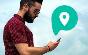 Como mandar sua localização pelo WhatsApp para os amigos