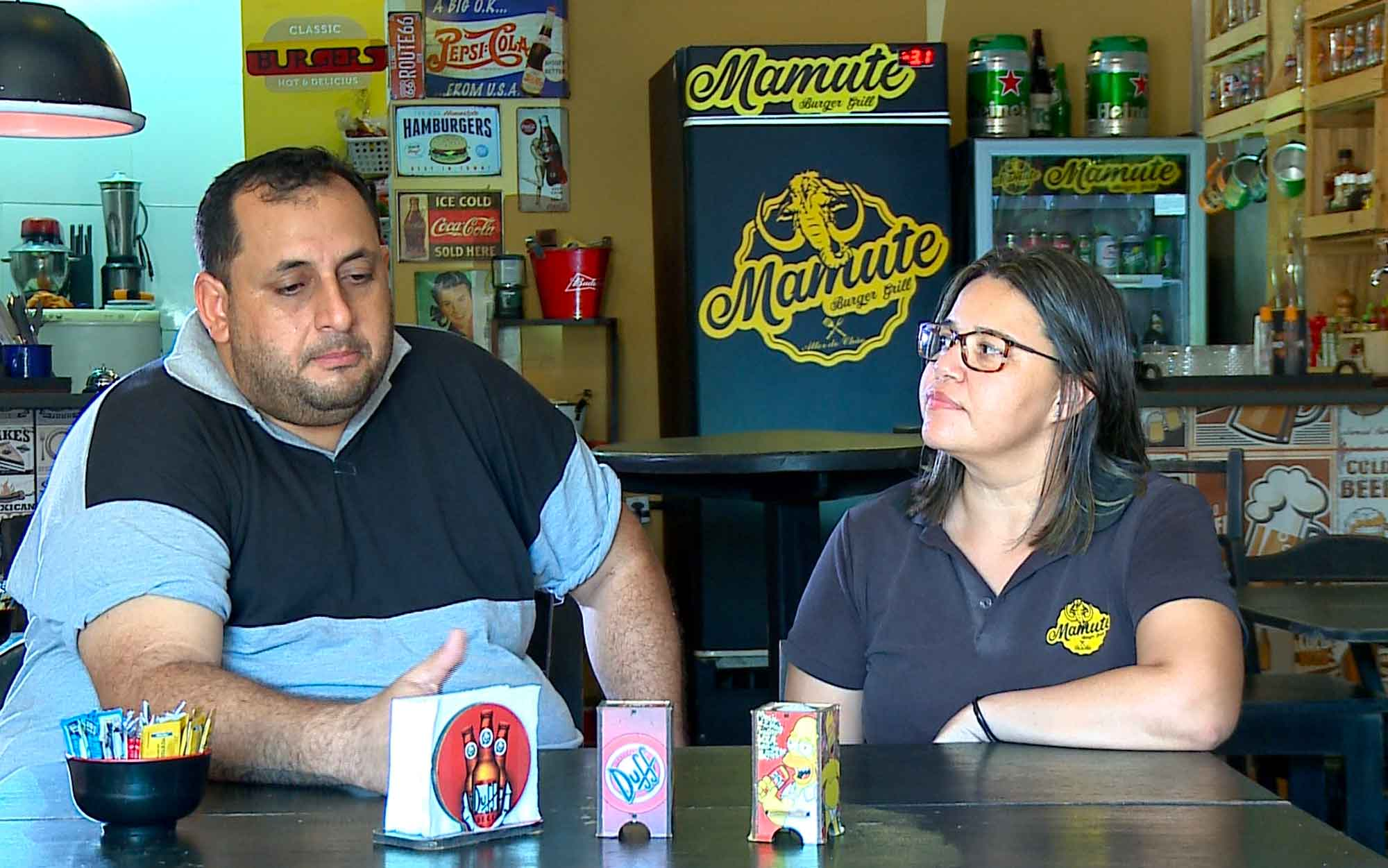 Hamilton e Glacimara trocaram Sorriso (MT) por Alter do Chão (PA) - Divulgação/TV Brasil