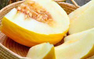 Como escolher melão