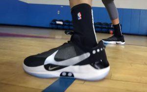 Conheça o Adapt BB, o tênis da Nike que se adapta ao formato do pé