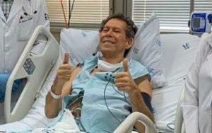 Paciente com câncer terminal tem melhoras após novo tratamento no Brasil