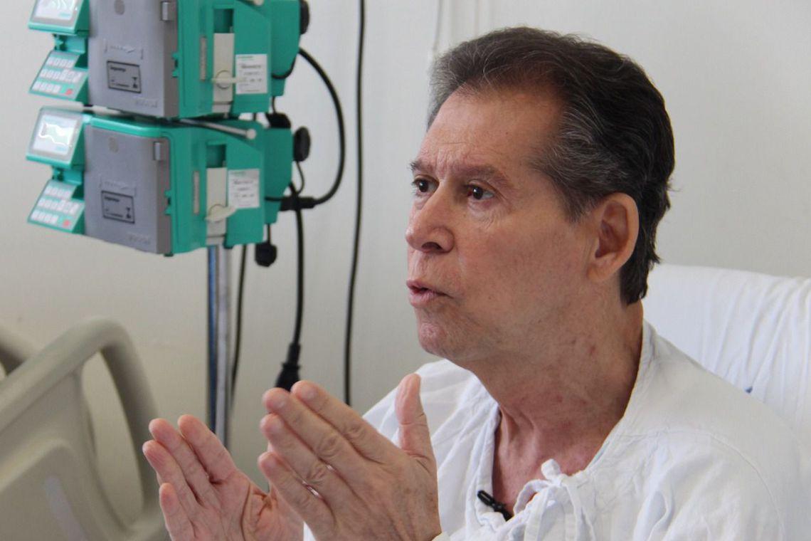 Tratamento de médicos da USP faz desaparecer células de linfoma (foto: Divulgação/USP)