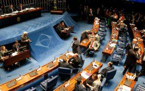 Texto-base da reforma da Previdência é aprovado no Senado