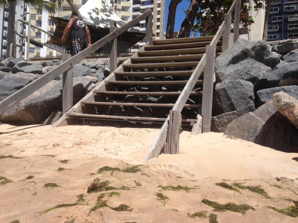 Turismo na Praia de Boa Viagem em Recife é uma boa ideia, mas cuidado com o tubarão
