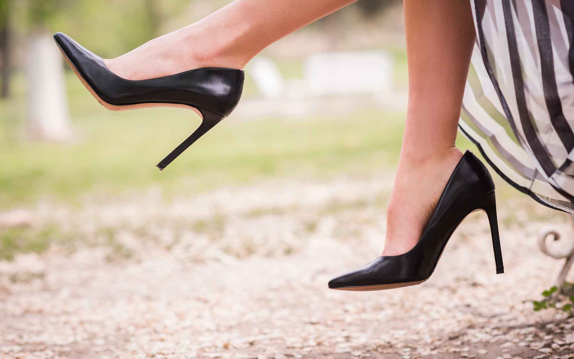 O sapato certo fala por você