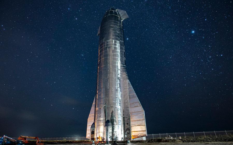 Nave espacial Starship é a nova proposta de Elon Musk