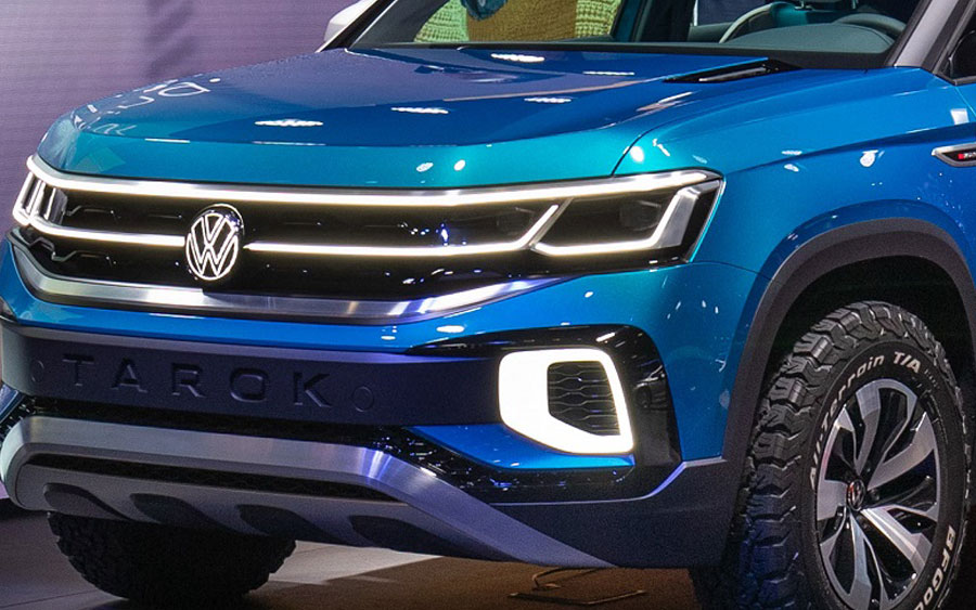 Conheça a Tarok, a nova picape da Volkswagen