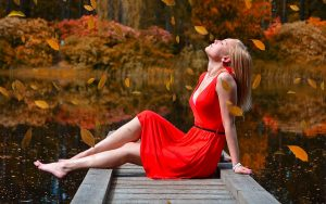 Como escolher o vestido de acordo com seu corpo