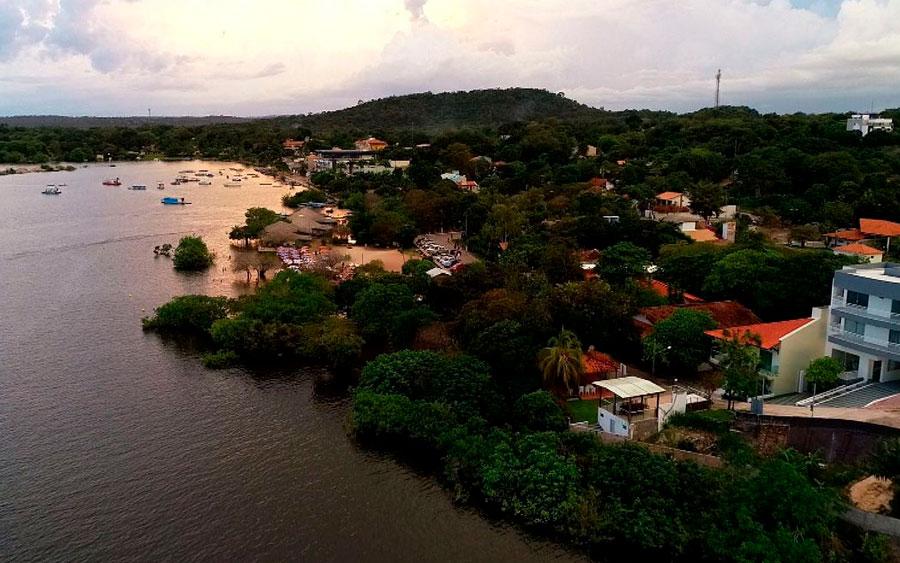 Alter do Chão, o Caribe amazônico