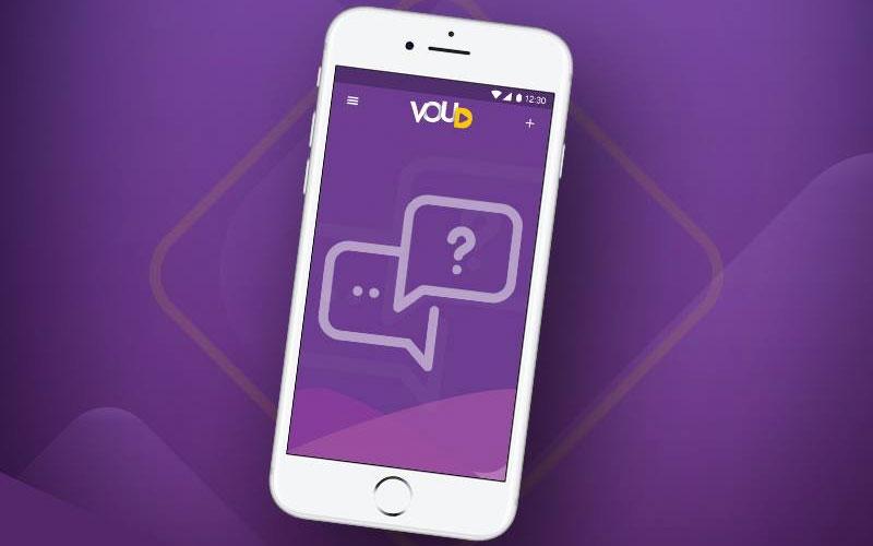 Aplicativo VouD é uma opção para comprar créditos do Cartão BOM
