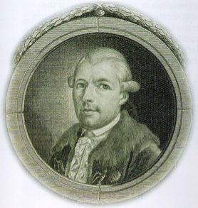 Adam Weishaupt (1748–1830), fundador dos Illuminati da Baviera