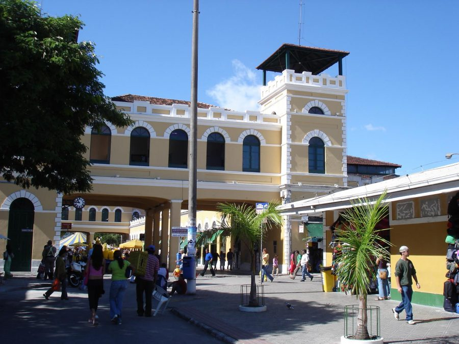 Mercado Público de Florianópolis (foto: Fernando Dall'Acqua / wikimedia)