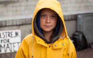 O que Greta Thunberg tem a dizer