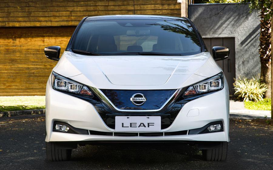 Novo Nissan LEAF chega ao mercado brasileiro