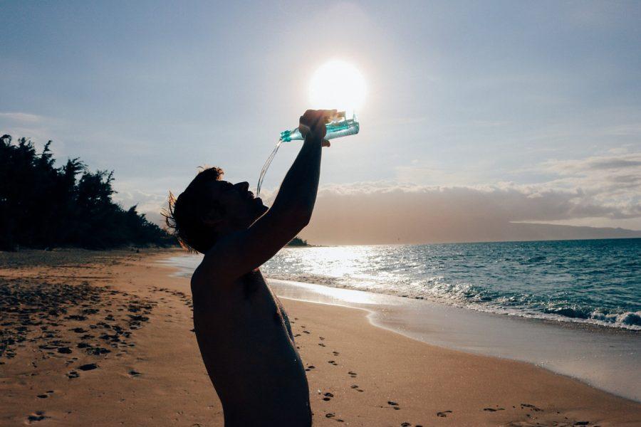 A desidratação pode estar associada a doenças