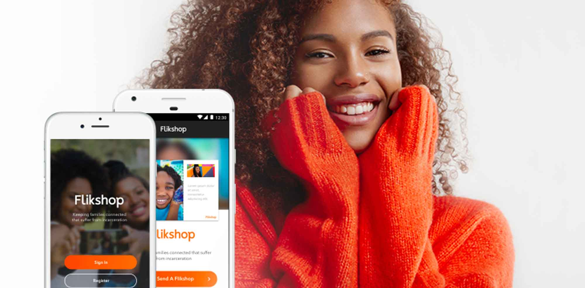 Um aplicativo que ajuda presos a permanecerem unidos à família