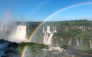 As belezas de Foz do Iguaçu