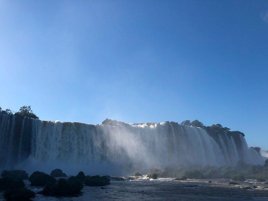 Cataratas do Iguaçu (Foto: Alan Corrêa / alan.com.br)