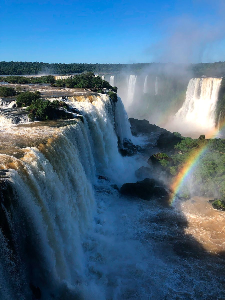 Cataratas do Iguaçu (foto: Alan Correa)