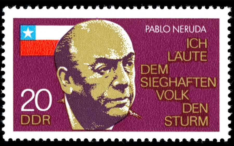 A poesia de Pablo Neruda