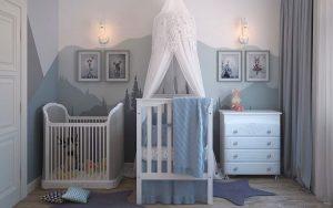 Como montar o quarto de bebê completo