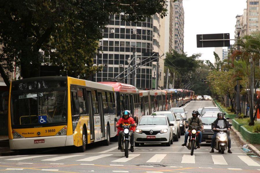 Pesquisa mostra que transporte público coletivo gratuito é possível (foto: Rovena Rosa/Agência Brasil)