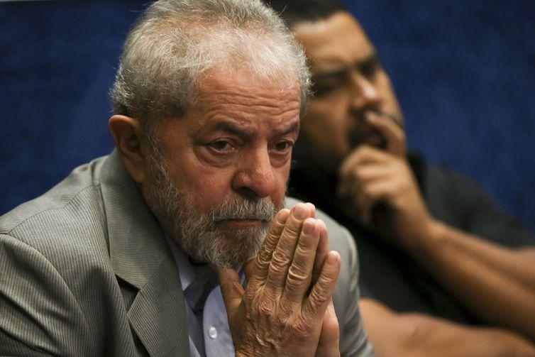 O ex-presidente Luiz Inácio Lula da Silva - Marcelo Camargo/Arquivo/Agência Brasil