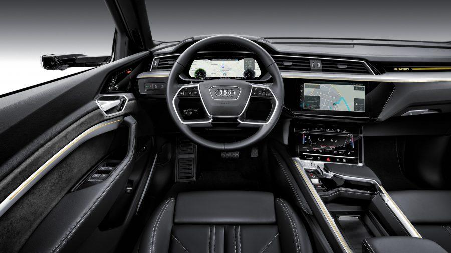 Primeiro SUV 100% elétrico da Audi