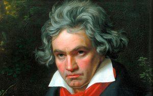 A história de Beethoven