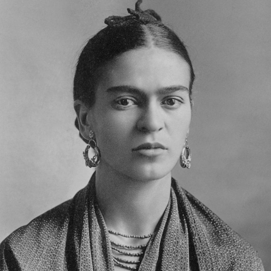 Frida Kahlo em 1932